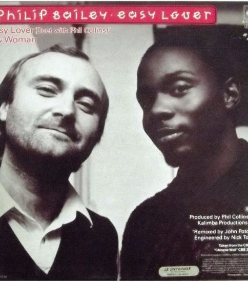 「Easy Lover 12inch Remix」 Philip Bailey & Phil Collins