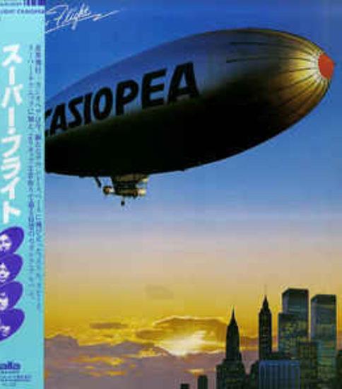「Asayake」 カシオペア
