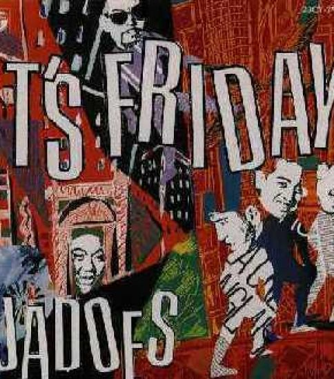 「Friday Night」 ジャドーズ
