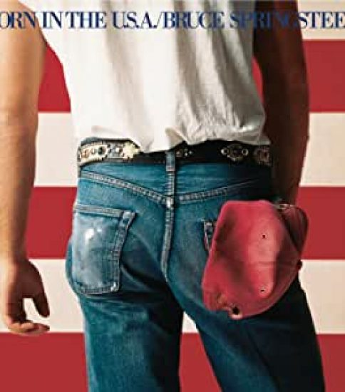 「Born in the U.S.A.」  Bruce Springsteen